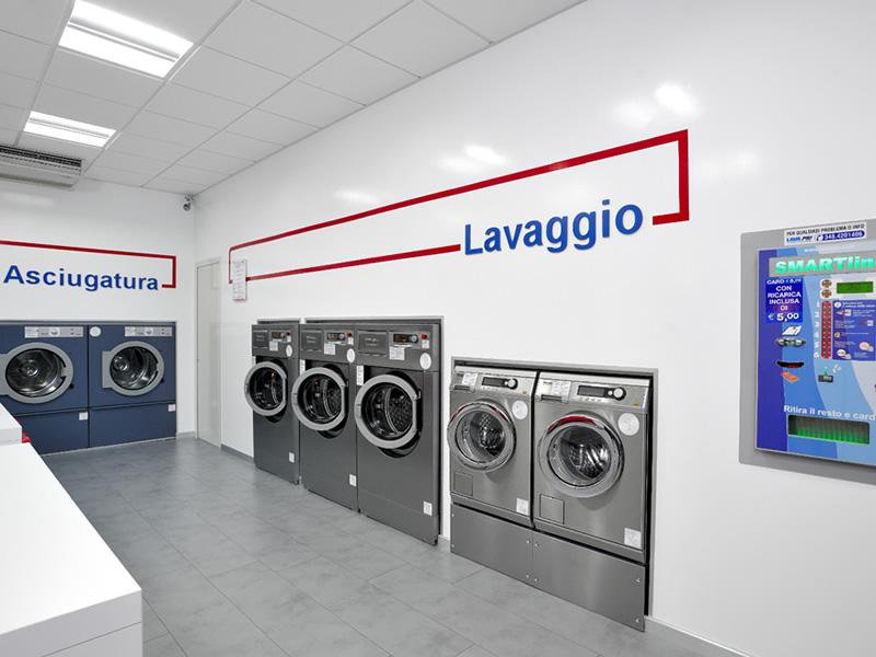 Lavanderia self service lavapi chieti for Lavanderia self service catania